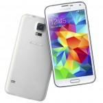 Белый Galaxy S5