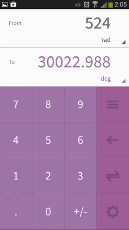 Интерфейс - Flib для Android