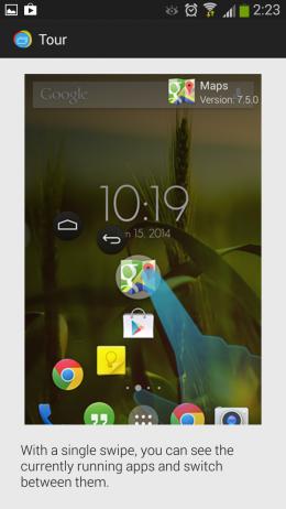 Справка - Loopr для Android