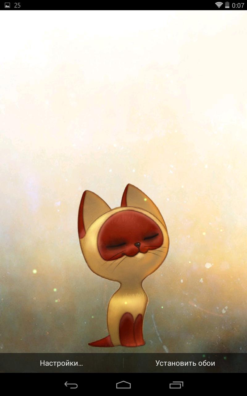 Кот - Котенок для Android