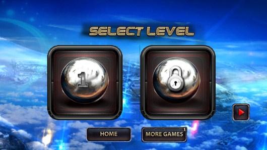 Выбор уровня - 3D Ball Free для Android