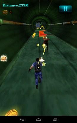 Стреляем в зомби - 3D City Zombie RUN для Android