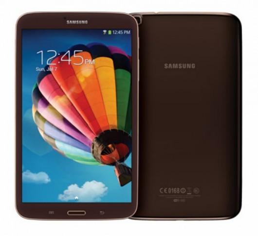 Samsung Galaxy Tab 3 вид передней и задней панели