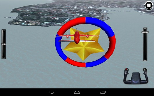 Звезда - AirPlane Simulation 3D для Android