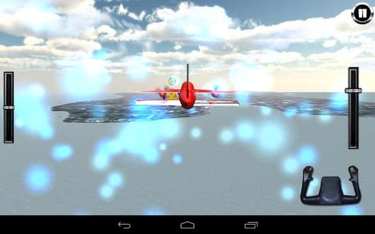 Собрали зсвезду - AirPlane Simulation 3D для Android