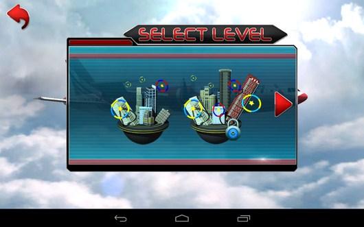 Уровни- AirPlane Simulation 3D для Android