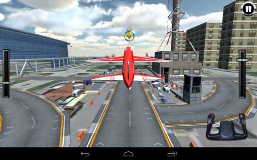 Набрали высоту - AirPlane Simulation 3D для Android