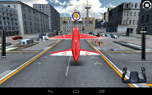 На взлет - AirPlane Simulation 3D для Android