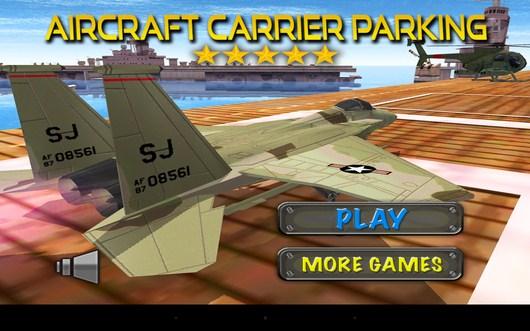 Парковка самолетов Aircraft Carrier Parking для Android