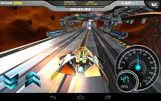 Начало гонки - Alpha Race  для Android