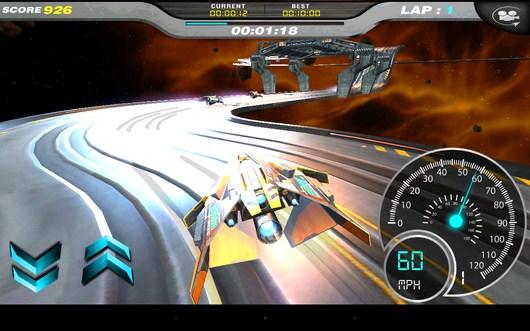 Первый вираж - Alpha Race  для Android