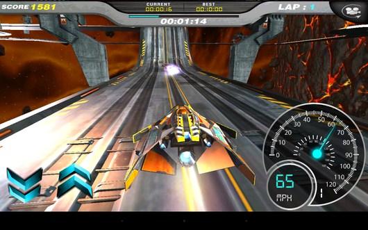 Набираем скорость - Alpha Race  для Android