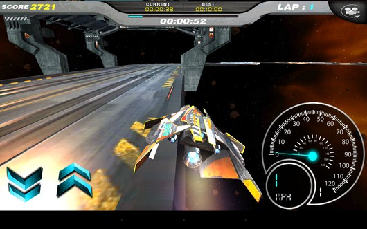 Опасный маневр - Alpha Race  для Android