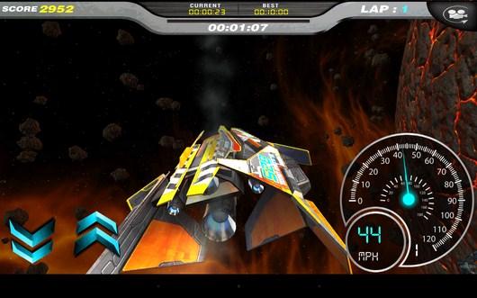 Сошел с тарссы - Alpha Race  для Android