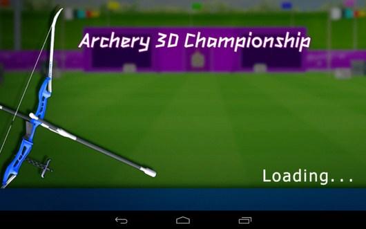 Симулятор стрельбы из лука Archery 3D Championship для Android