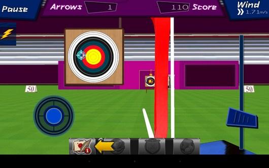 Игра на задания - Archery 3D Championship для Android
