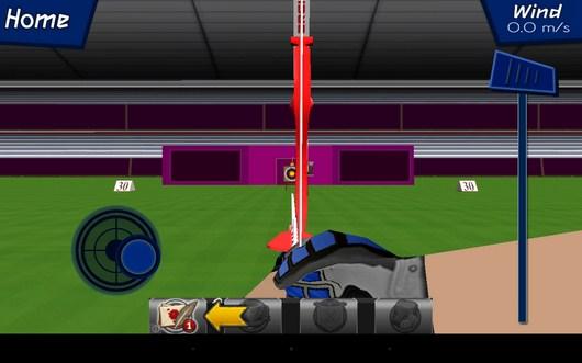 Обучение - Archery 3D Championship для Android