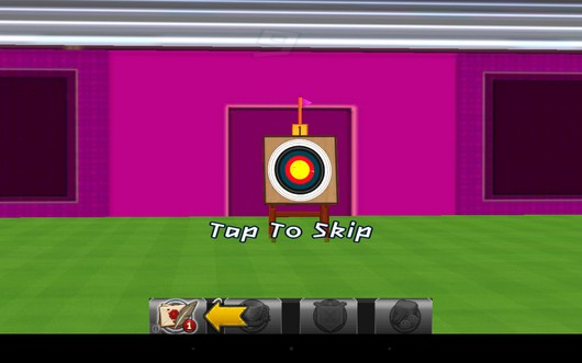 попадание - Archery 3D Championship для Android