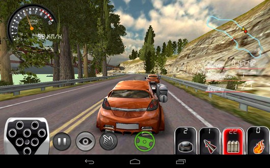 Ускорение - Armored Car HD для Android