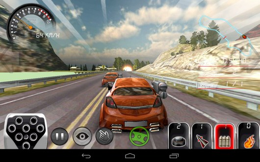 Запуск ракеты - Armored Car HD для Android