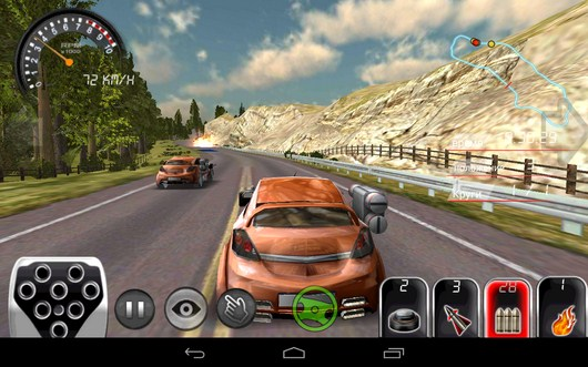 Догоняем соперника - Armored Car HD для Android
