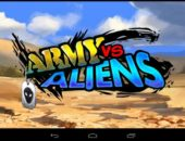 Оборонительная аркада Army vs Aliens Defense для Android