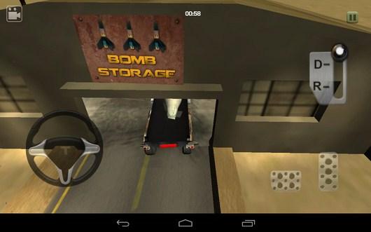 Финиш - Bomb Transport 3D для Android