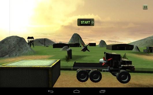 Грузим ракеты - Bomb Transport 3D для Android
