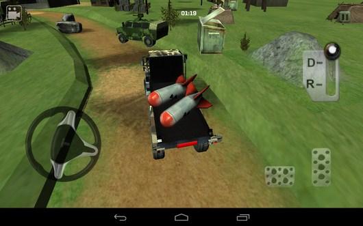Препятствие - Bomb Transport 3D для Android