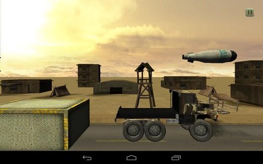 Погрузка бомб - Bomb Transport 3D для Android