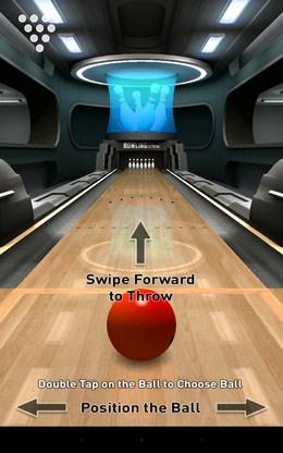 Тренировка - Bowling 3D Extreme для Android