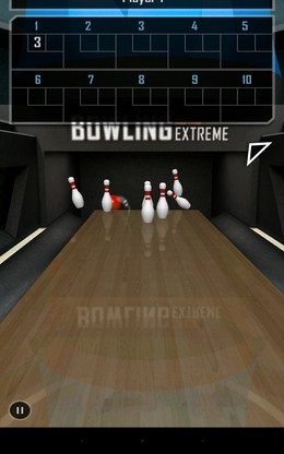 Кегли сбиты - Bowling 3D Extreme для Android