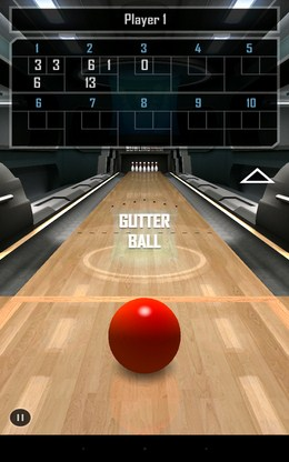 Последний бросок - Bowling 3D Extreme для Android