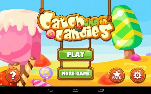 Конфетная головоломка Catch The Candies для Android