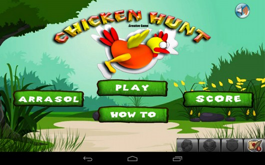 Срельба по курам Chicken Hunt для Android