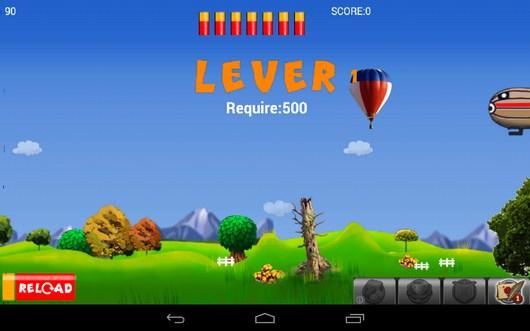 Первый уровень - Chicken Hunt для Android