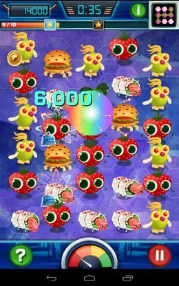 Удачное уничтожение - Cloudy with Meatballs 2 для Android