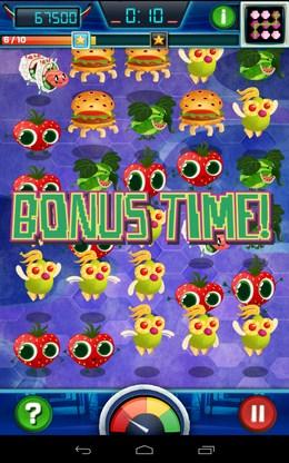 Бонусное время - Cloudy with Meatballs 2 для Android
