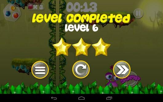 Удачное прохождение - Clumsy Wimp для Android