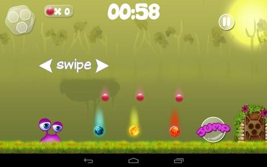 Обучение управлению - Clumsy Wimp для Android