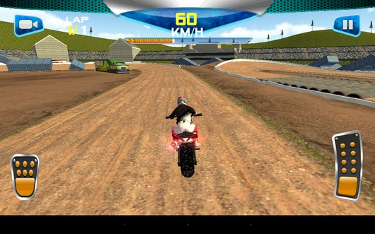 Набираем скорость - Daredevil Rider для Android