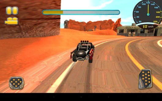 Занос - Dirt Truck 4x4  для Android