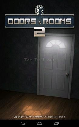 Классная головоломка Doors&Rooms 2 для Android