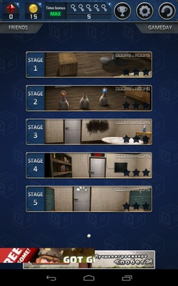 Выбор квеста - Doors&Rooms 2 для Android