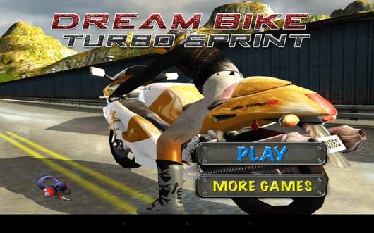 Гонки на мотоцикле Dream Bike для Android