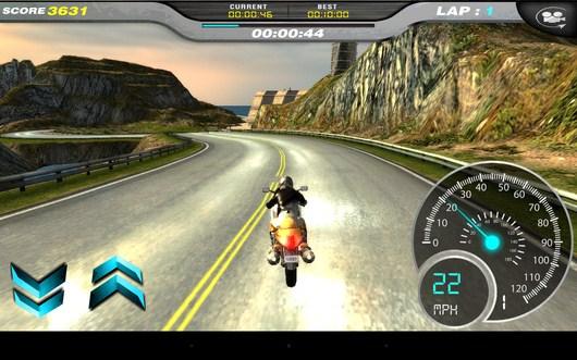 Гладкая дорога - Dream Bike для Android