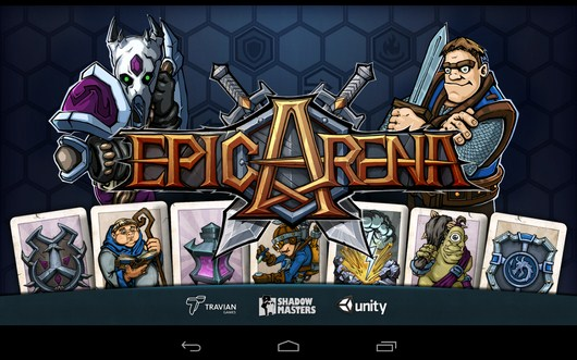 Битвы на арене Epic Arena для Android