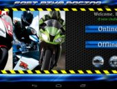 Гонки на мотоциклах - Fast Bike Racing для Android