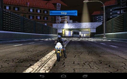 Перед гонкой - Fast Bike Racing для Android