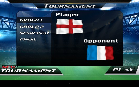 Чемпионат - Real Footbal 2014  для Android